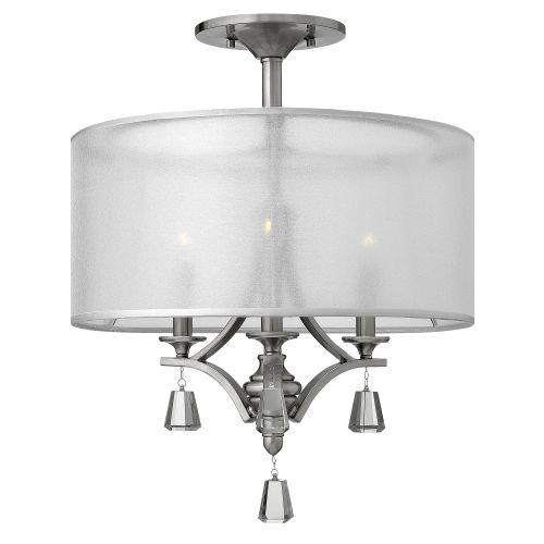 Hinkley Mime Semi-Flush Ceiling Light HK/MIME/SF