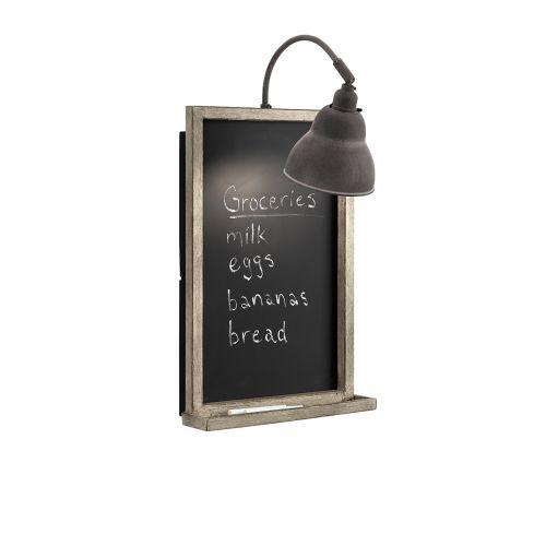 Kichler KL-CHALKBOARD-WL Single Wall Light with Chalkboard