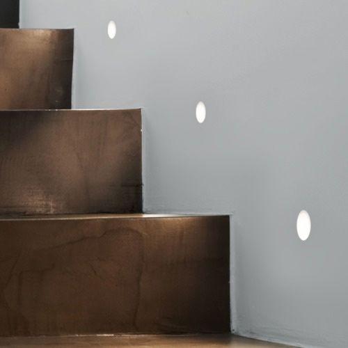 Astro Leros Trimless LED Indoor Marker Light in Matt White 1342002