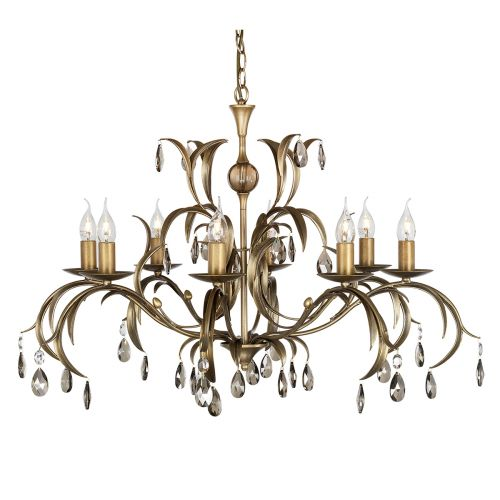 Elstead Lily Ceiling Fitting LL8 Metallic Bronze