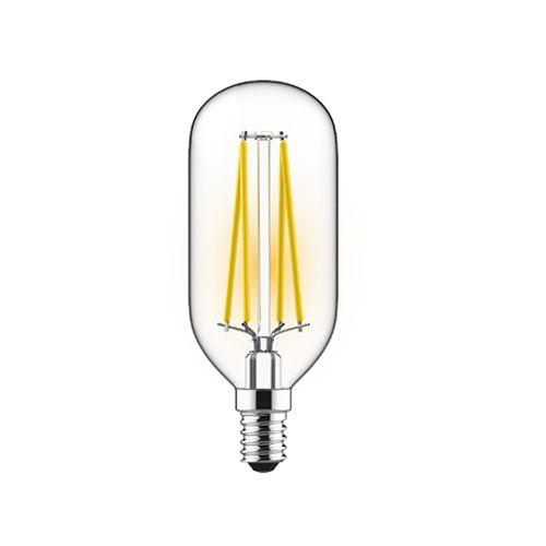 Tubular E14 LED Bulb 4Watt Warm White 2700K Dimmable