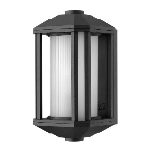 Castelle 1 Light Small Wall Lantern Black IP44 Quintessentiale QN-CASTELLE-S-BLK