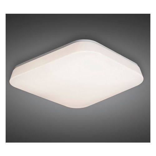 Mantra Quatro M3766 LED Medium Ceiling or Wall Light White
