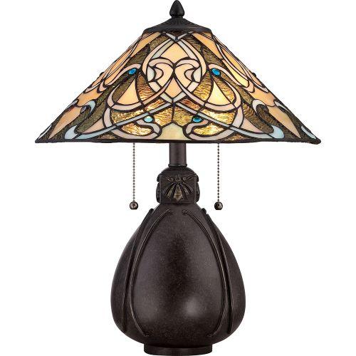 Quoizel India Table Lamp Imperial Bronze ELS/QZ/INDIA/TL