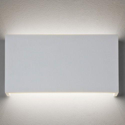 Astro Rio 325 LED 2700K Indoor Wall Light in Plaster 1325005