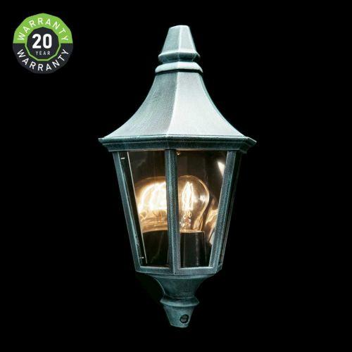 Noral Senator Outdoor Wall Light Lantern NOR/7203109 20 Year Warranty