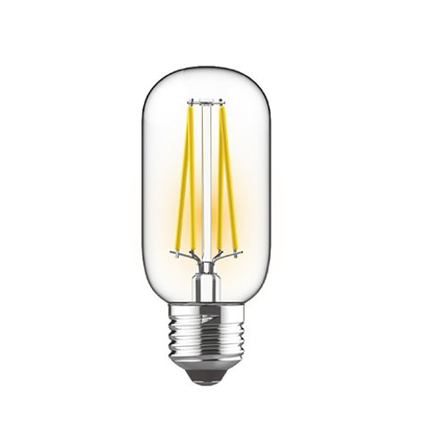 Vintage T45 E27 LED Lamp 4Watt Natural White 4000K Dimmable