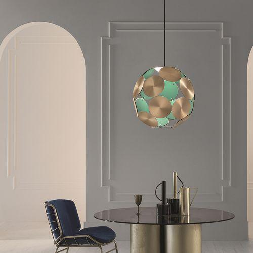Masiero Timeo LED Ceiling Pendant TIMEO-S1-50