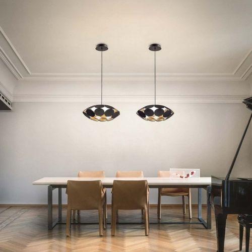 Masiero Timeo LED Ceiling Pendant TIMEO-S1-R65