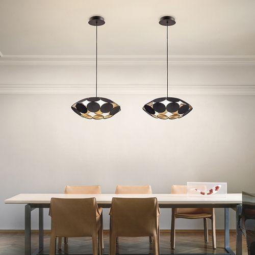 Masiero Timeo LED Ceiling Pendant TIMEO-S1-R45