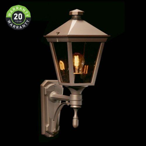 Noral Torino Outdoor Wall Light Lantern NOR/760310 20 Year Warranty