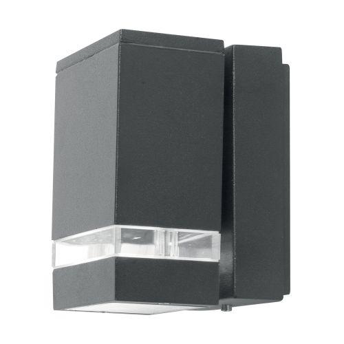 Elstead JANNIK LED1 Jannik LED 1Lt LED Graphite Grey IP44 Outdoor Wall Light
