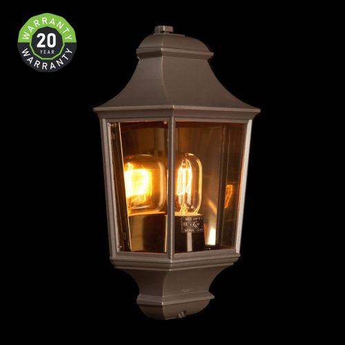 Noral Village Outdoor Wall Light Lantern NOR/770310 20 Year Warranty