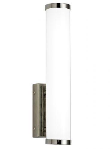 LED Bathroom Wall Lamp Small Chrome Lekki Tabor LEK3274