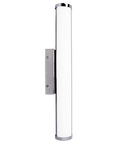 Large LED Bathroom Wall Lamp Chrome Lekki Tabor LEK3275