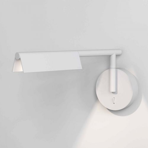 Astro 1408001 Fold Wall Fitting LED Swing Arm Matt White