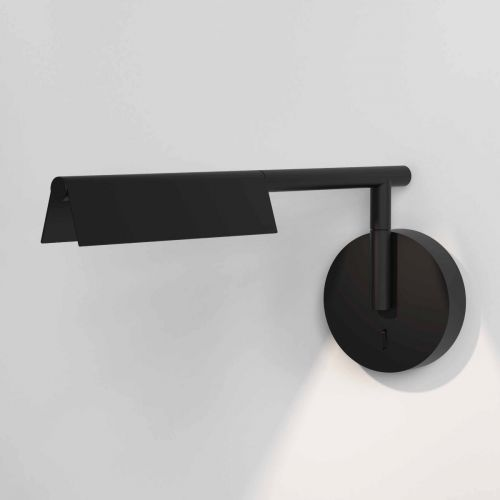 Astro 1408002 Fold Wall Fitting LED Swing Arm Matt Black