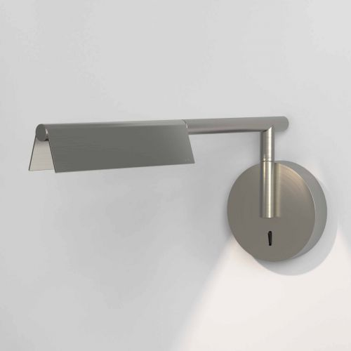 Astro 1408003 Fold LED Wall Fitting Swing Arm Matt Nickel