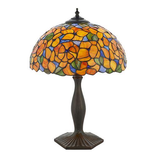 Interiors 1900 Josette 64209 Tiffany Medium Sized Table Lamp