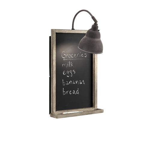 Kichler KL-CHALKBOARD-WL Single Wall Light with Chalkboard