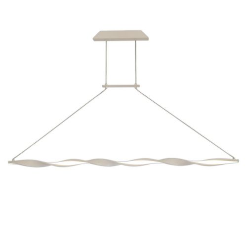 Mantra M6572 Madagascar Ceiling LED White Bar Pendant