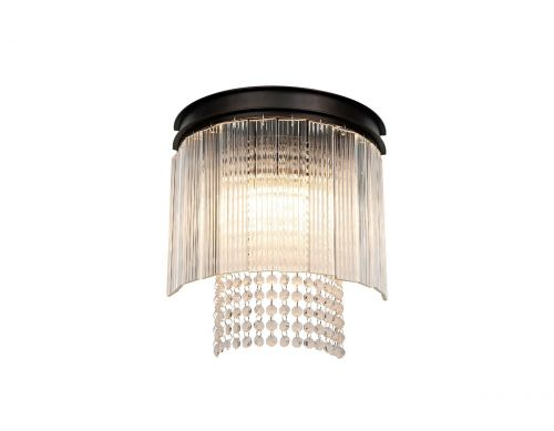 Wall Light Brown Oxide Alanah LEK3504