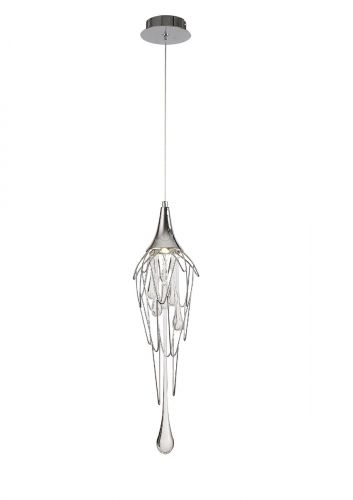 Ceiling Pendant Polished Chrome Klara LEK3680