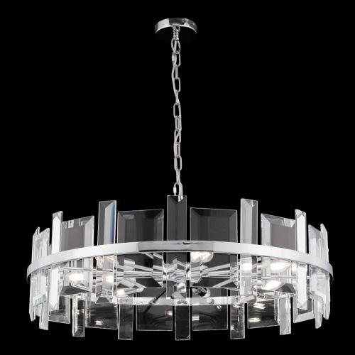 Maytoni Cerezo Modern 7 Light Ceiling Pendant Fitting Chrome MOD201PL-07N