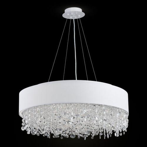 Maytoni Manfred Modern 10 Light Ceiling Fitting White MOD600PL-10W