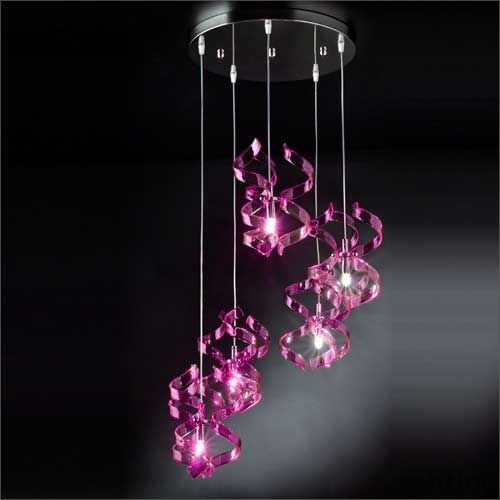 Metal Lux Astro 5 Light Hanging Pendants 206.515.11