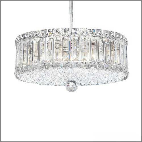 Schonbek Plaza 8 Light Spectra Crystal Pendant 6670