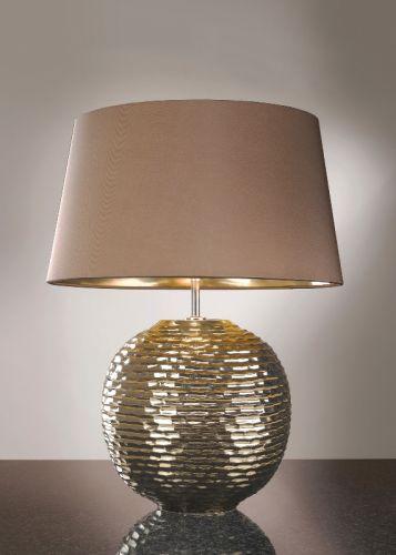 Elstead Caesar Gold Table Lamp ELS/CAESAR/TL GOLD
