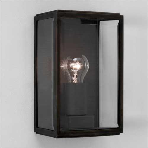Astro Homefield-160 1095001 Outdoor Single Wall Light Matt Black