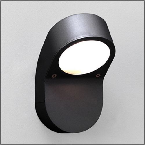 Astro Soprano Black Wall Light 1131004