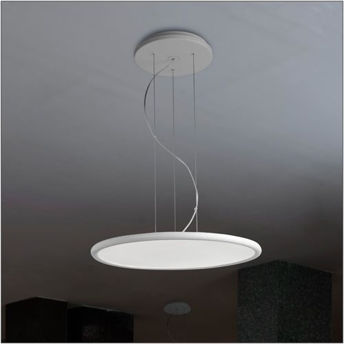 Grok Net Dimmable Designer LED Pendant 00-0643-BW-M1