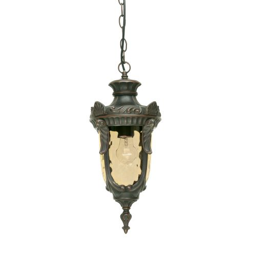 Elstead Philadelphia Medium Old Bronze Outdoor Lantern