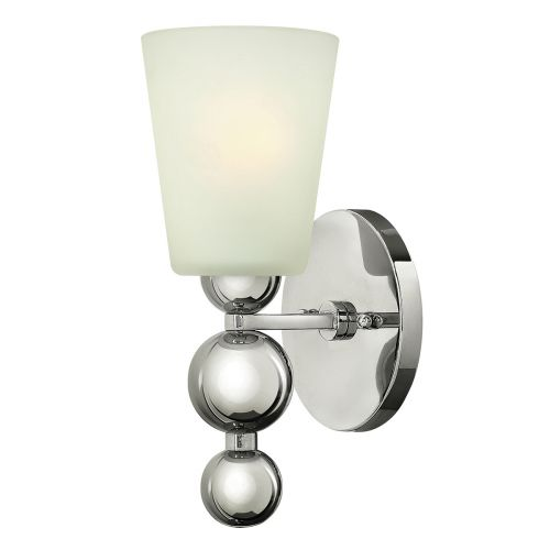 Hinkley Zelda HK/ZELDA1 PN Wall Light 1 Light Polished Nickel
