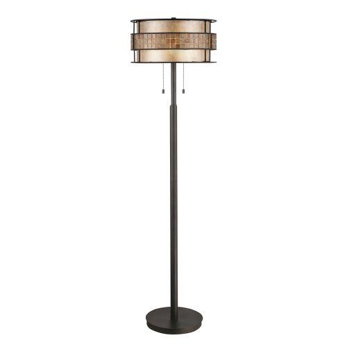 Quoizel Laguna Renaissance Copper Mosaic Floor Lamp QZ/LAGUNA/FL/A