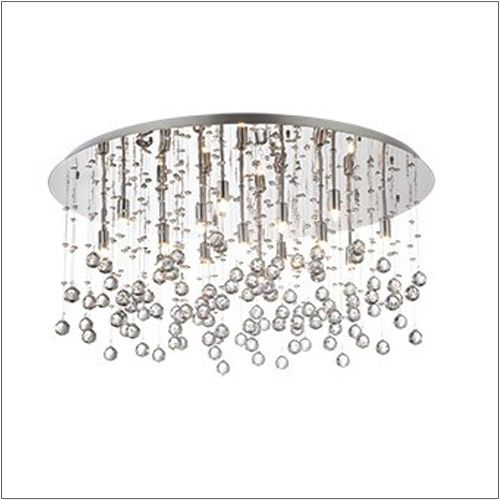 Ideal Lux Moonlight PL15 Ceiling Fitting 077819