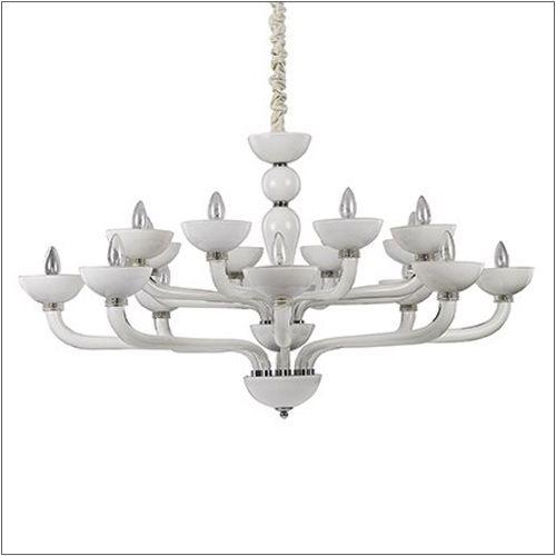 Ideal Lux Casanova Ceiling Light White SP16 094120