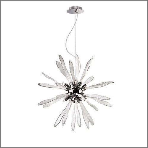 Ideal Lux Corallo SP8 Pendant White 086576