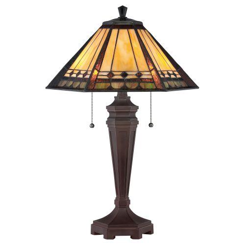 Quoizel Tiffany Arden Table Lamp QZ/ARDEN/TL