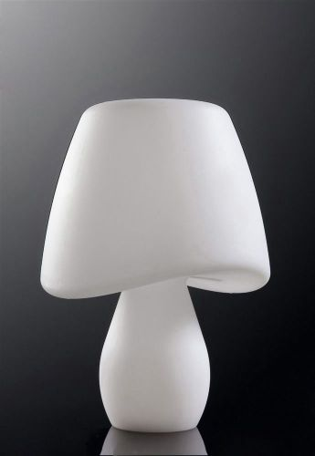 Mantra Cool White Table Lamp M1500