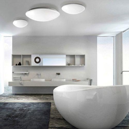 Mantra M3670 Zero LED Medium Ceiling Wall Light 3000K