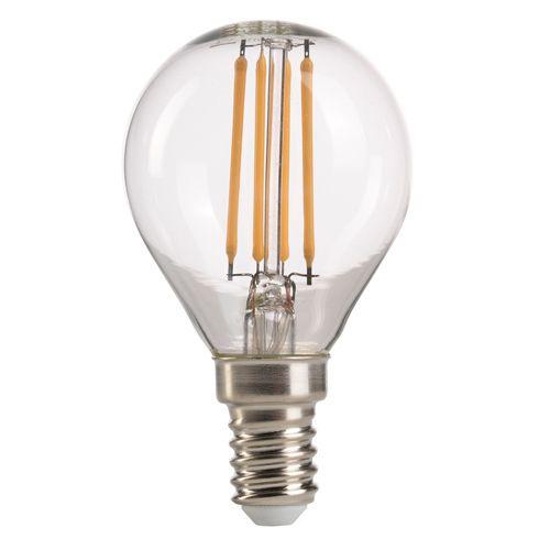 Golf Ball LED Lamp 4Watt E14 Cap Warm White