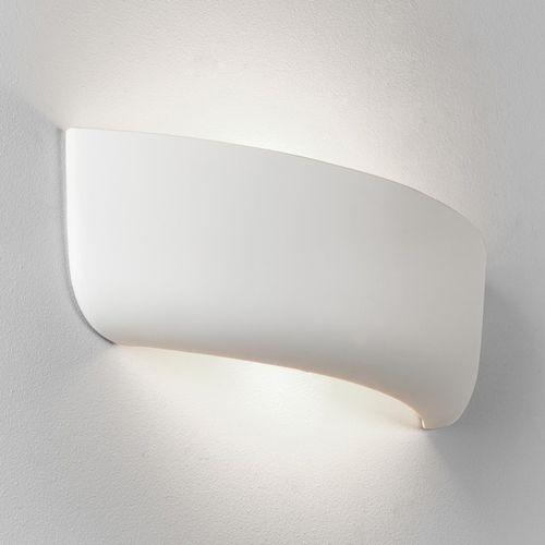 Astro 7967 Gosford 1Lt White Ceramic Wall Light