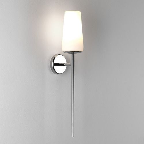 Astro 7978 Beauville 1Lt Polished Chrome Indoor Wall Light