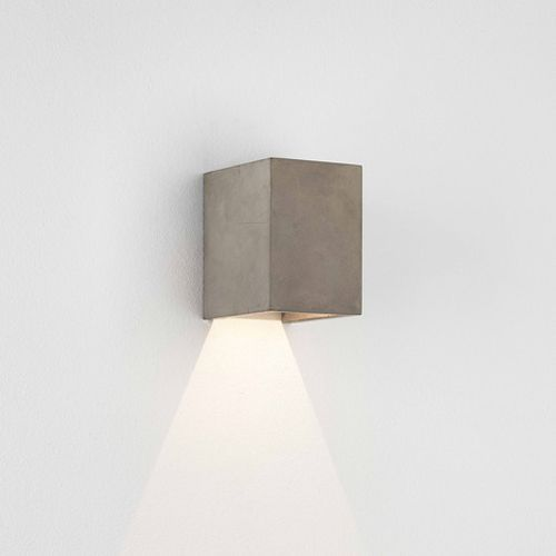 Astro 8184 Oslo 120 LED Concrete Outdoor Wall Light