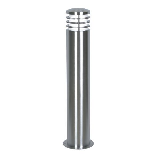 Garden Zone GZ/Sandbanks B Sandbanks 1Lt Stainless Steel Outdoor Bollard Lamp