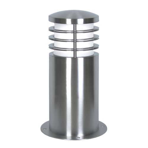 Garden Zone GZ/SANDBANKS MB Sandbanks Stainless Steel Outdoor Mini Bollard